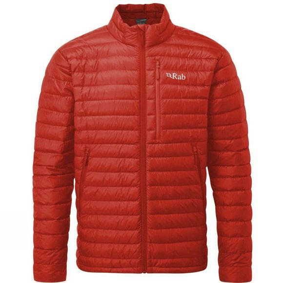 Rab Mens Microlight Jacket Dark Horizon / Horizon