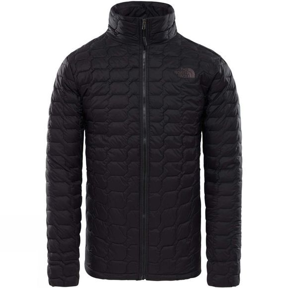 The North Face Mens Thermoball Jacket TNF Black Matte