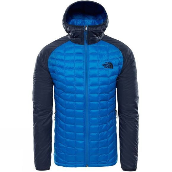 The North Face Mens Thermoball Sport Hoodie Turkish Sea/Urban Navy
