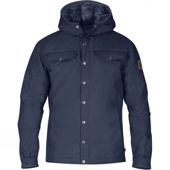 Fjallraven Mens Greenland No 1 Down Jacket Night Sky