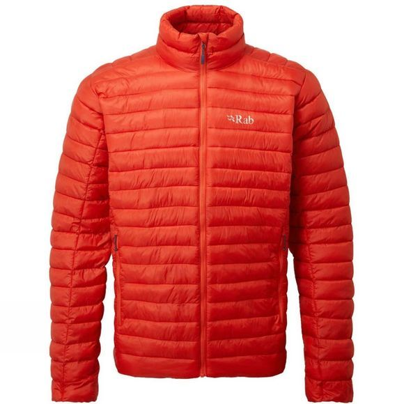 Rab Mens Altus Jacket Oxide / Steel