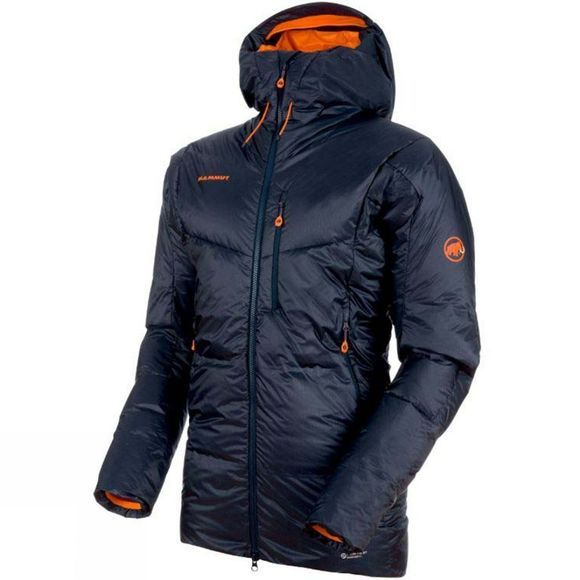 Mammut Mens Eigerjoch Pro Hooded Jacket Night
