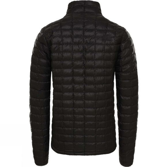The North Face Mens ThermoBall Eco Jacket TNF Black Matte