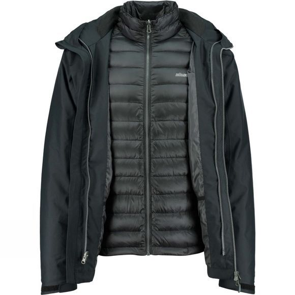 Mens Arctic 3-in-1 Down Jacket