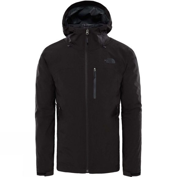 The North Face Mens Thermoball Triclimate Jacket TNF Black/ TNF Black