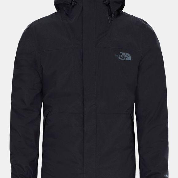 The North Face Mens Naslund Tri- Climate Jacket TNF Black