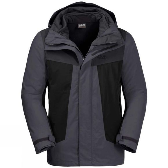 Mens Apex Trail 3In1 Jacket