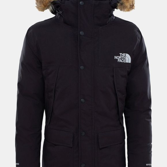 The North Face Mens Mountain Murdo GTX® Jacket TNF Black