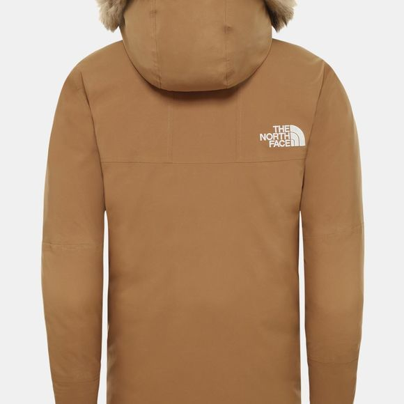 The North Face Mens Mountain Murdo GTX® Jacket British Khaki