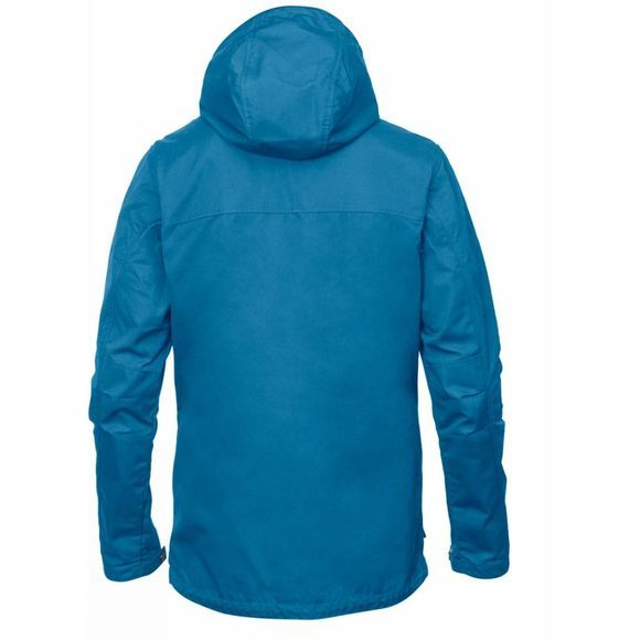 Fjallraven Mens Greenland Jacket Azure Blue