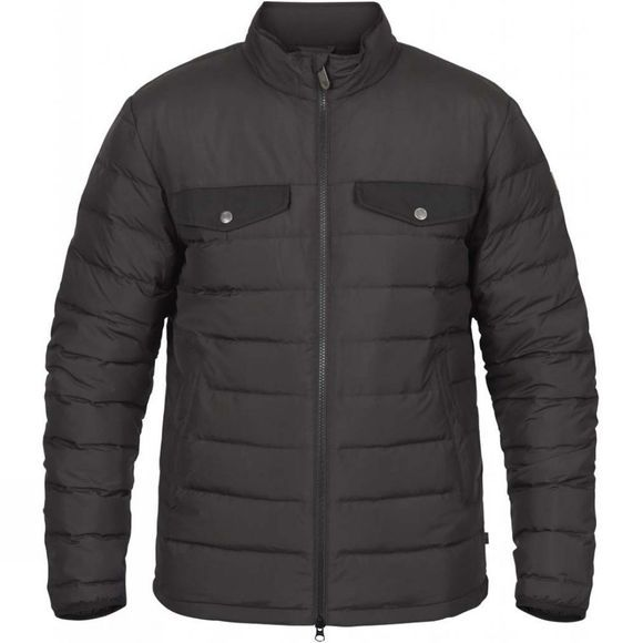 Fjallraven Mens Greenland Down Liner Jacket Black