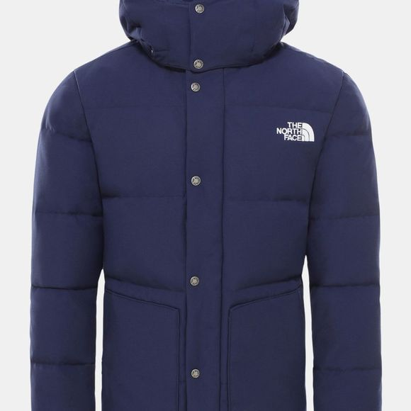 The North Face Mens Box Canyon Jacket Montague Blue