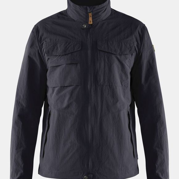 Fjallraven Men's Travellers MT Jacket Dark Navy