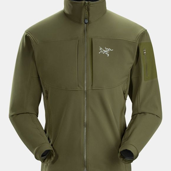 Arc'teryx Mens Gamma MX Jacket Bushwhack