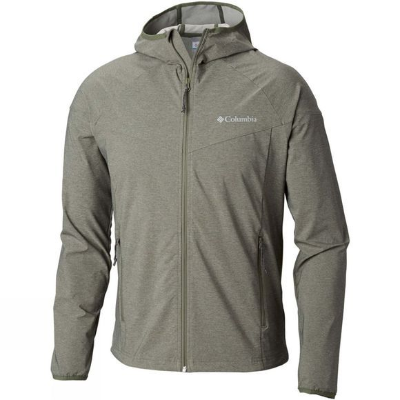 Columbia Mens Heather Canyon Jacket Cypress Heather