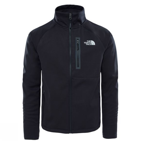 The North Face Canyonland Softshell Jacket TNF Black