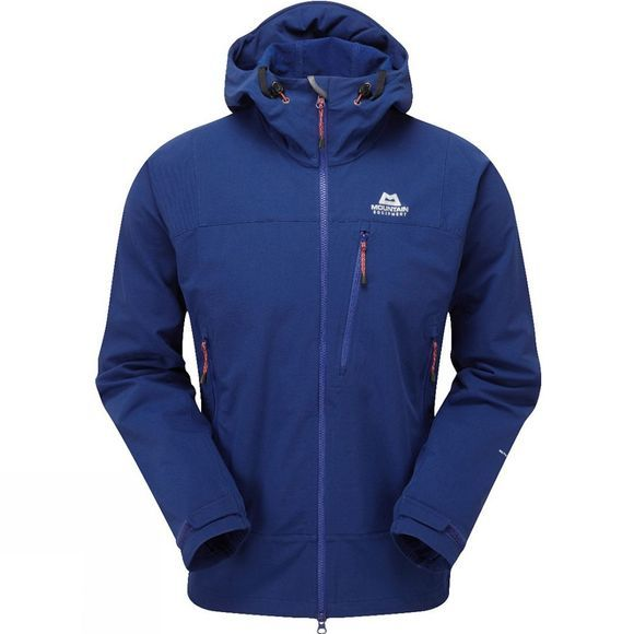 Mountain Equipment Mission Jacket Sodalite Blue