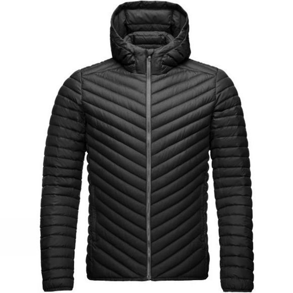 Mens Blackcomb Hooded Down Jacket