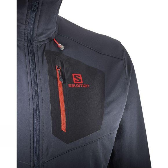 Salomon Ranger Softshell Jacke graphite | Preisvergleich