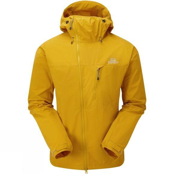 Mountain Equipment Mens Squall Hooded Jacket Acid
