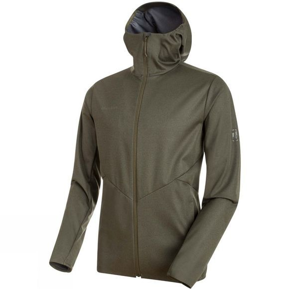 Mens Ultimate V Tour SO Hooded Jacket