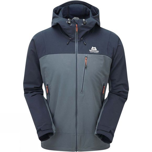 Mountain Equipment Mens Mission Jacket Ombre Blue/ Cosmos