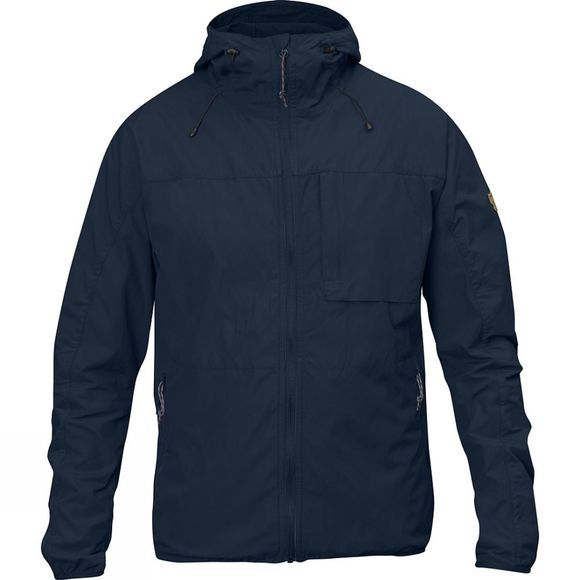 Fjallraven Mens High Coast Wind Jacket Navy