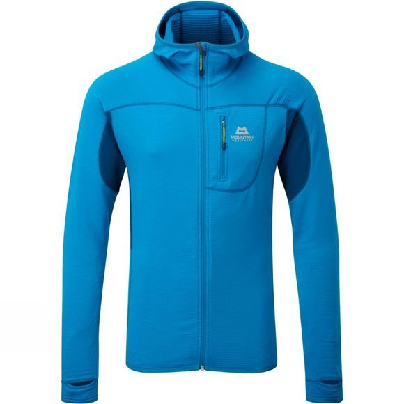 Mountain Equipment Eclipse Hooded Jacket Lagoon Blue/Marine