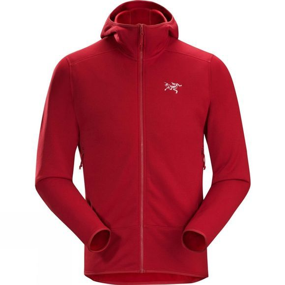 Arc'teryx Mens Kyanite Hoody Red Beach