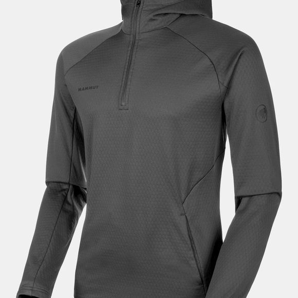 Mammut Mens Runbold ML Hoody Phantom