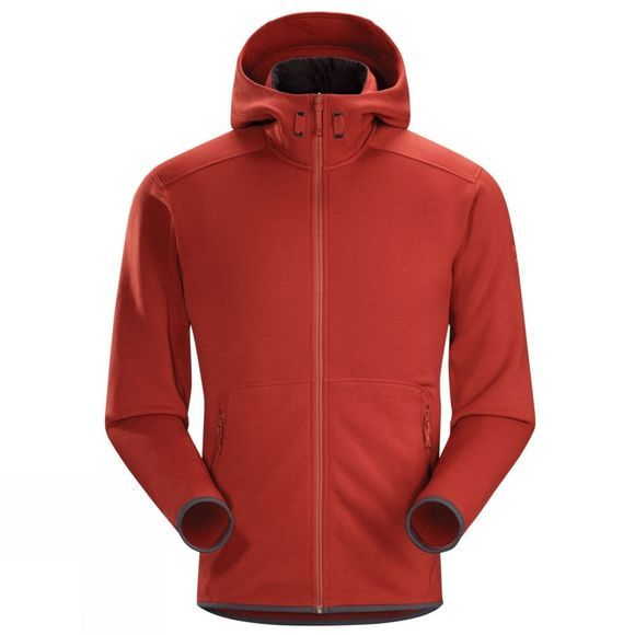 Arc'teryx Men's Lorum Polartec Mid-Layer Hoody Sangria