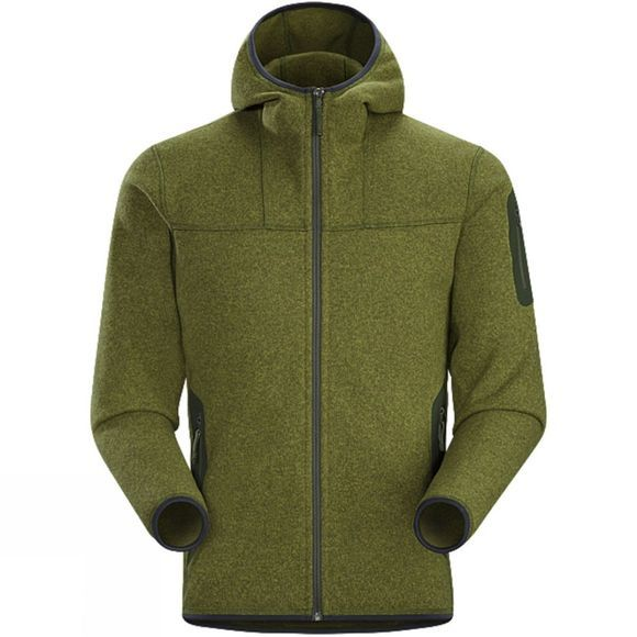 Arc'teryx Mens Covert Hoody Dark Moss
