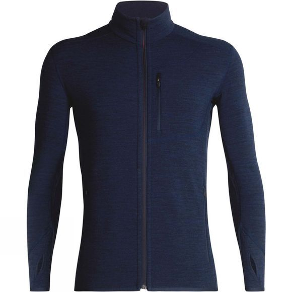 Men's Descender Long Sleeve Zip