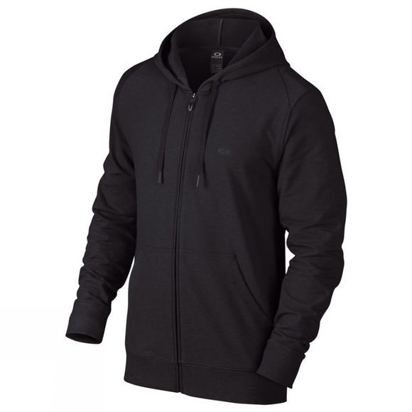 Oakley Men's Icon Ful-Zip Fleece Blackout