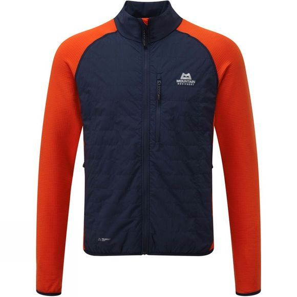 Mountain Equipment Men's Switch Jacket Cosmos/Cardinal Orange