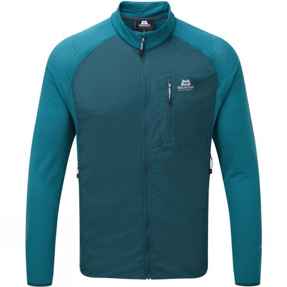 Mountain Equipment Mens Trembler Jacket Legion Blue/Tasman