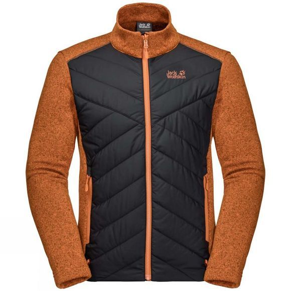 Mens Caribou Crossing Track Fleece