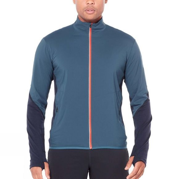 Mens Tech Trainer Hybrid Jacket
