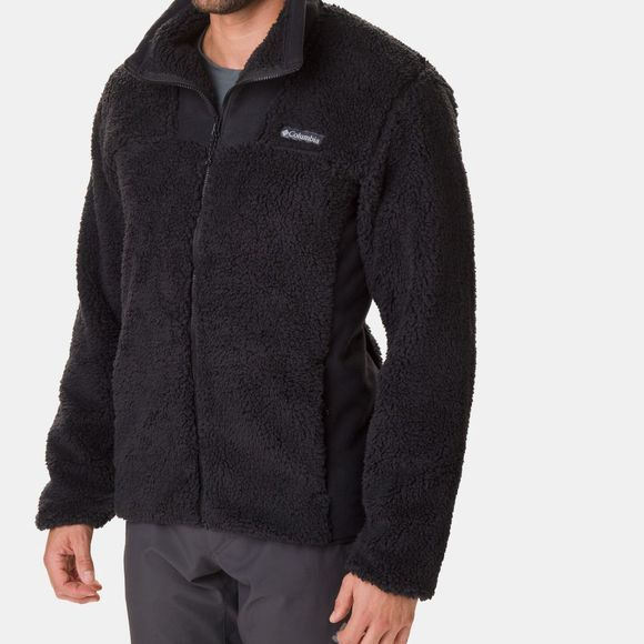 Columbia Mens Winter Pass Fleece Full Zip Black