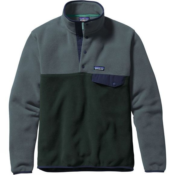 Mens Lightweight Synchilla Snap-T Pullover