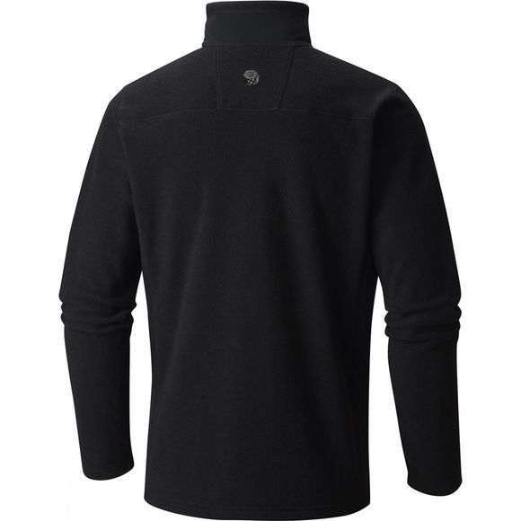 Mens Toasty Twill Fleece 1/2 Zip