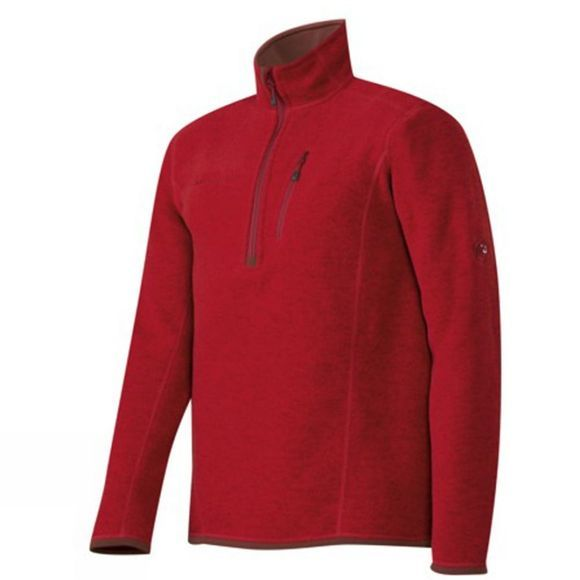 Mens Polar ML Half Zip Pullover