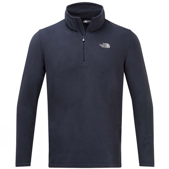 The North Face Mens Cornice II 1/4 Zip Fleece Urban Navy