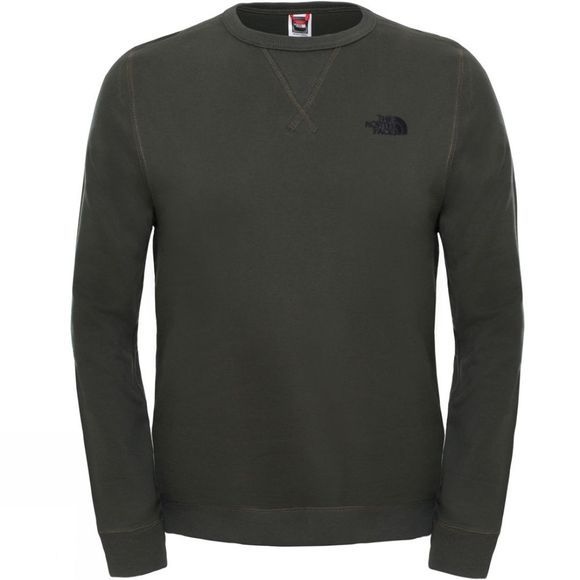 The North Face Mens Street Fleece Pullover Rosin Green