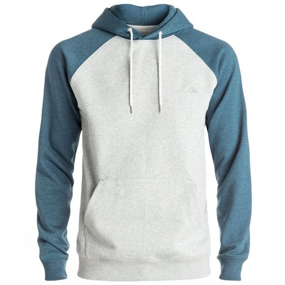 Quiksilver Everyday Hood Indian Teal Heather