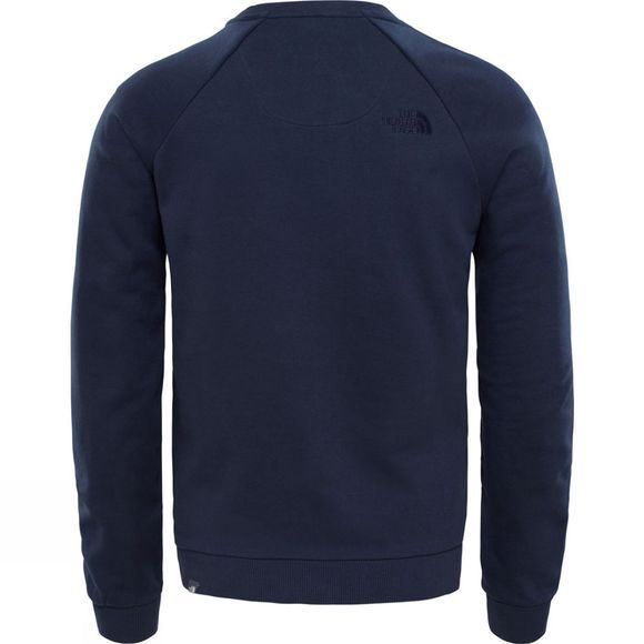 The North Face Raglan Simple Dome Fleece Urban Navy