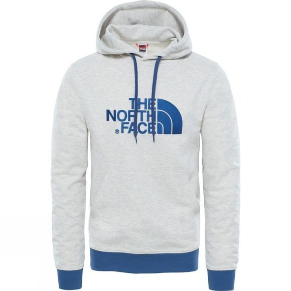 The North Face Men's Drew Peak Pullover Hoodie Light TNF Oatmeal Heather