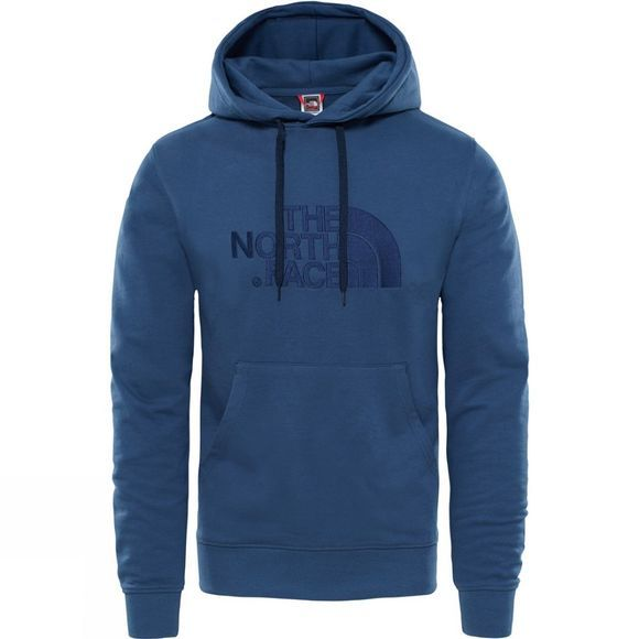 The North Face Men's Drew Peak Pullover Hoodie Light Blue Wing Teal