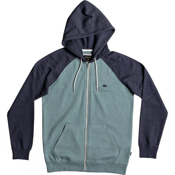 Quiksilver Men's Everyday Zip Trellis Heather