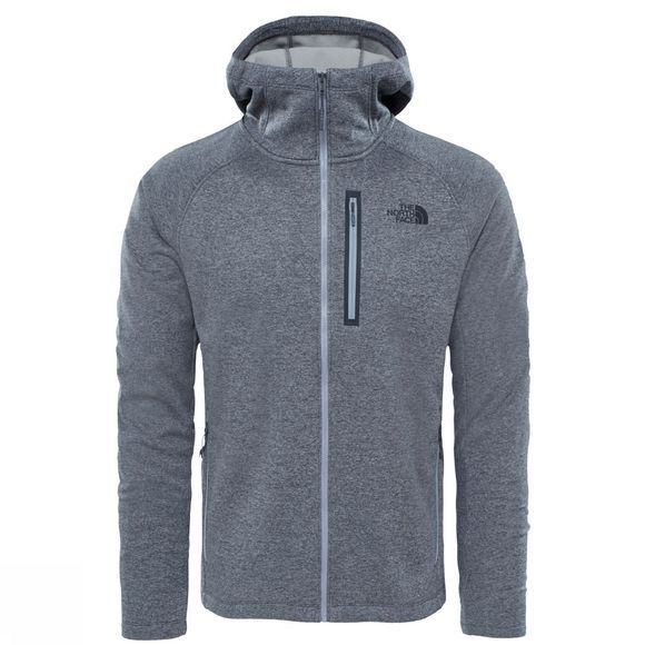 The North Face Mens Canyonlands Hoodie TNF Medium Grey Heather